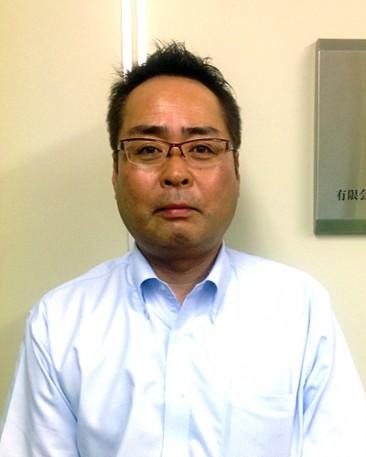 浜田敏秀(営業部長)